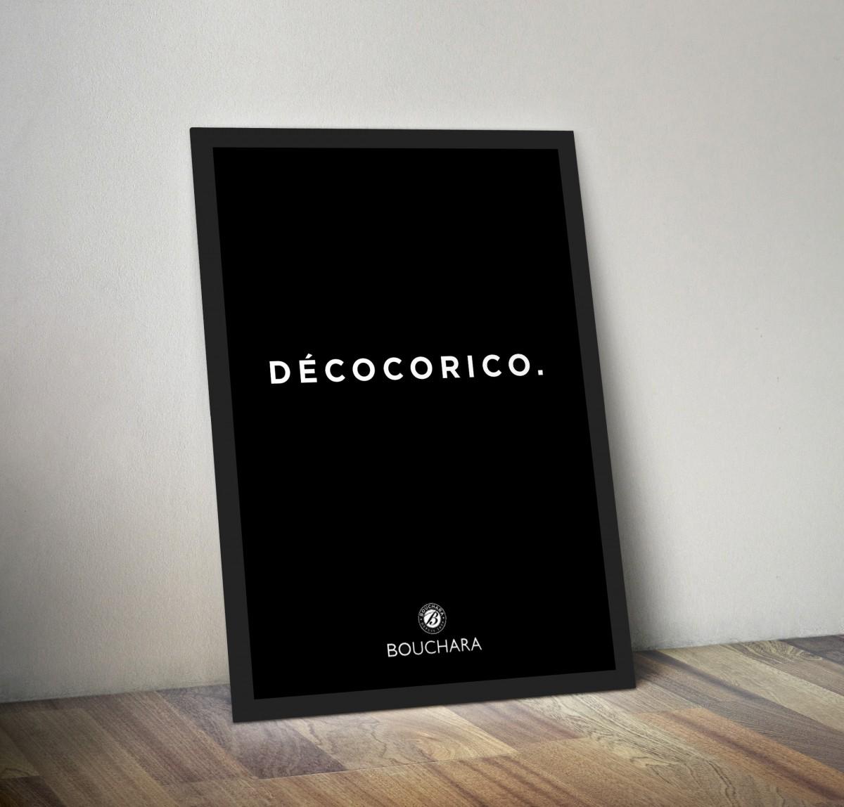Bouchara_verygoodchoice_poster decocorico